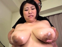 BBW Japanese Licks My Pain in the neck Asian Bbw
