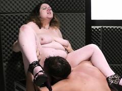 Big tits plumper fuck be useful to job