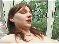 Big Tit BBW Chelsie Gets An Anal Cherry On Top