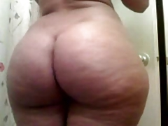 Thick Creamy Dimple Butt