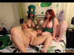 Angelina Castro 3way St. Patricks fest!