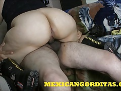 MEXICANGORDITAS.COM SQUIRTING CREAMPIE