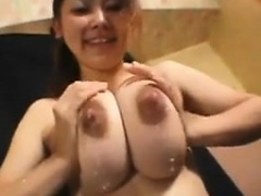 Squeezing Out Milk From Big Tits Compilation