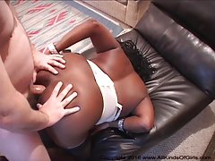 Anal Mature Ebony BBW MILF