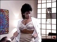 Vanessa Del rio sucking dick properly