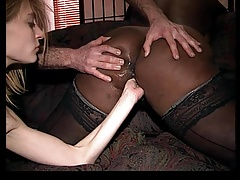 grosse black et wonderful blanche bien salopes avec gros godes p2