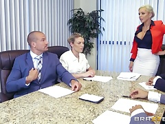 Brazzers - Nina Elle - Big Tits convenient Comport oneself