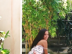 Twistys.com - I dream of flowers xxx scene with Dani Maze