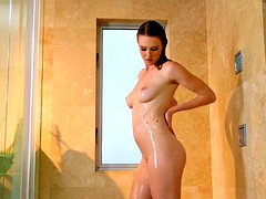 Twistys.com - Hot shower xxx scene with Ashley Lane