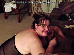 BBW Wife Gets Her Foremost BBC