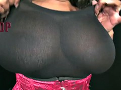 worship ebony tits