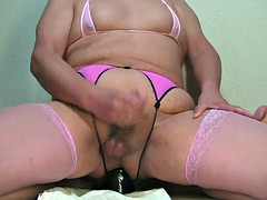 prostate milking with black bbd feb-08-2015