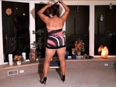 sensual bbw dance