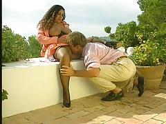 Tiziana Redford aka. Gina Colany Ibiza fruit compilation